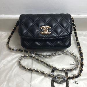 Chanel Cross Body bag Fanny waist bag evening VIP